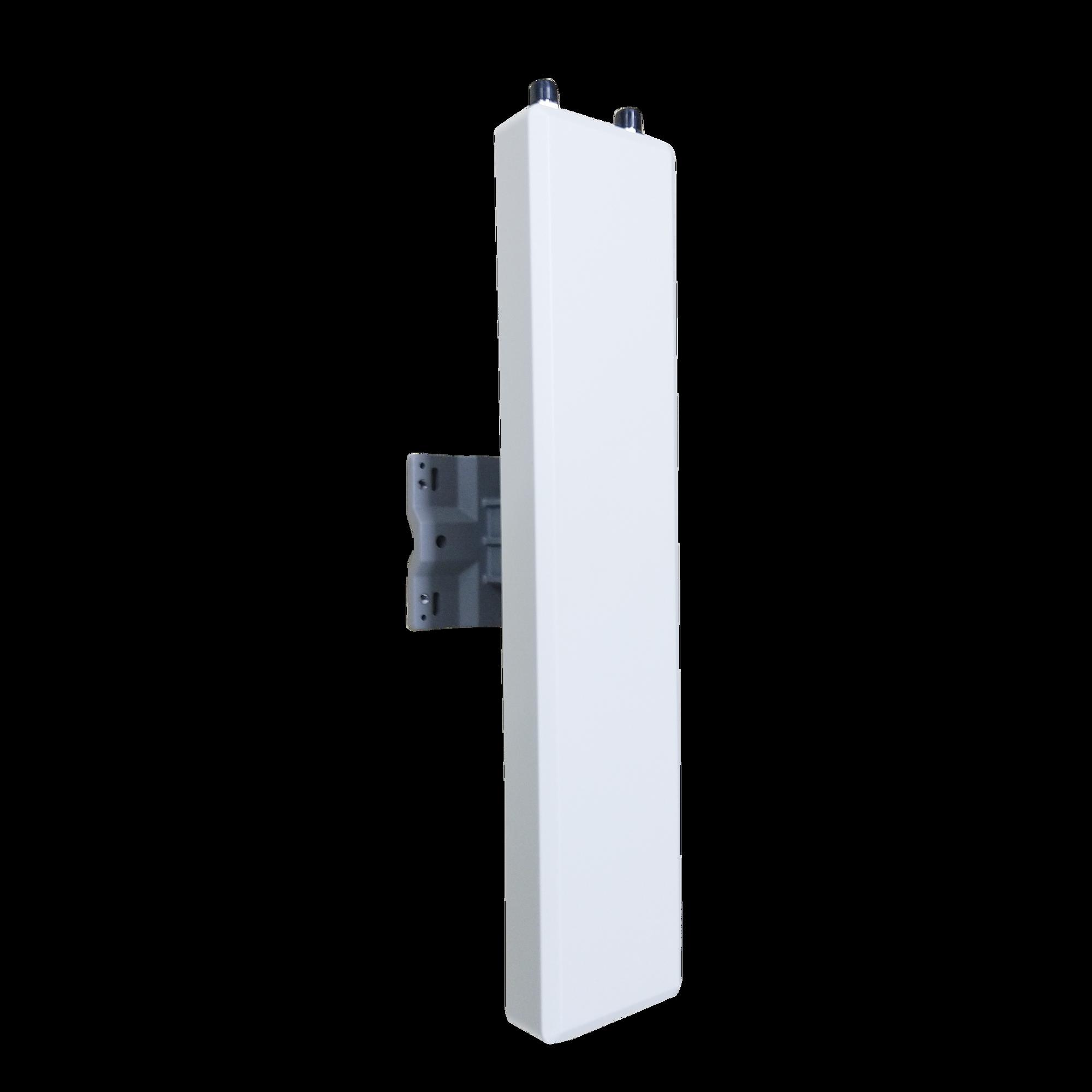 Antena Sectorial, 2.4 GHz, 14 dBi, 2 N-Hembra, 70?, Polaridad Cruzada