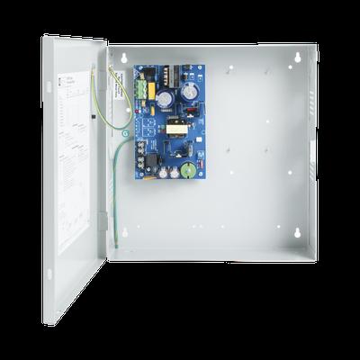 Fuente seleccionable de 12 / 24 Vcd @ 6 Amp.  1 salida, Ideal para aplicaciones de potencia, capacidad de respaldo
