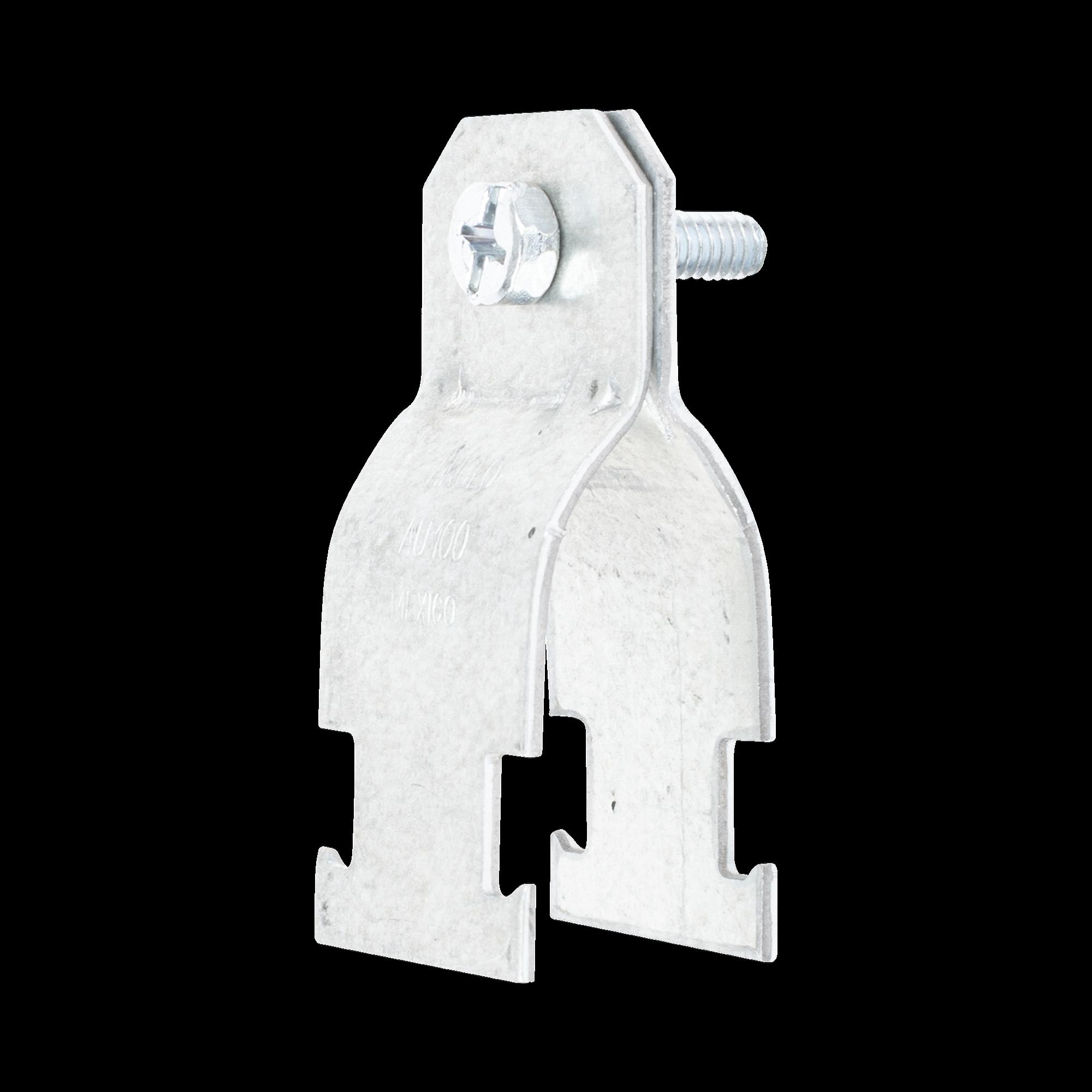 Abrazadera para Unicanal para Tubo Conduit de 1 (25 mm).