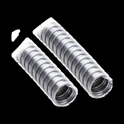 """Tubo Flexible de 1/2"""" (13 mm) en Acero Galvanizado. Rollo con 50 m."""