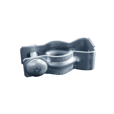 "Clip para Tubería Conduit de 1"" (25 mm)."