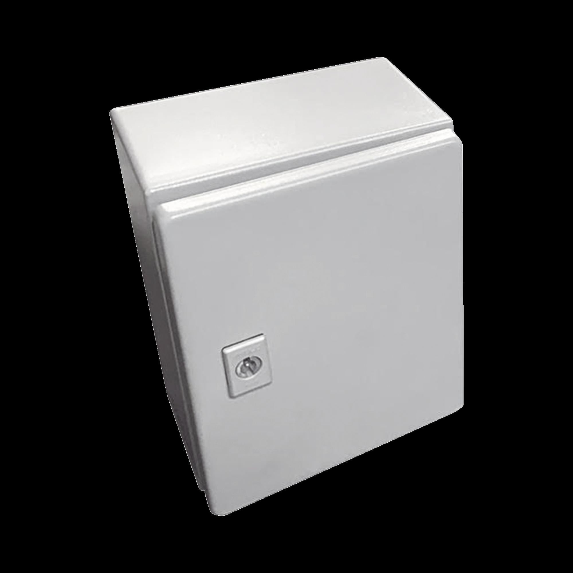 Gabinete Nema 4 -IP 66 de 30x25x15 cm con Platina y certificado UL.