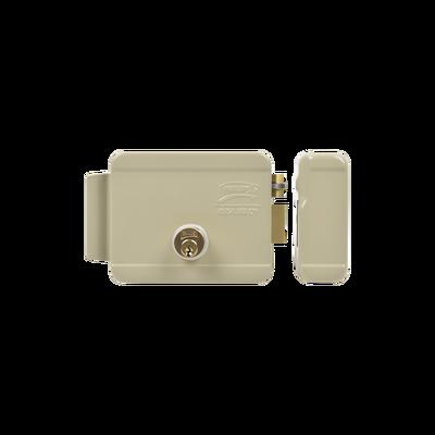 Cerradura Eléctrica / Incluye Llave  / Derecha / Exterior