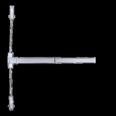Barra para puertas de emergencia / Tipo TAMPA / 2 Puntos -Vertical / UL®