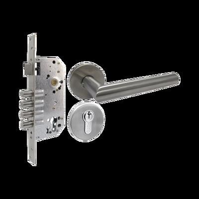 Kit de Manija, mecanismo y cilindro mecanismo de Alta Seguridad