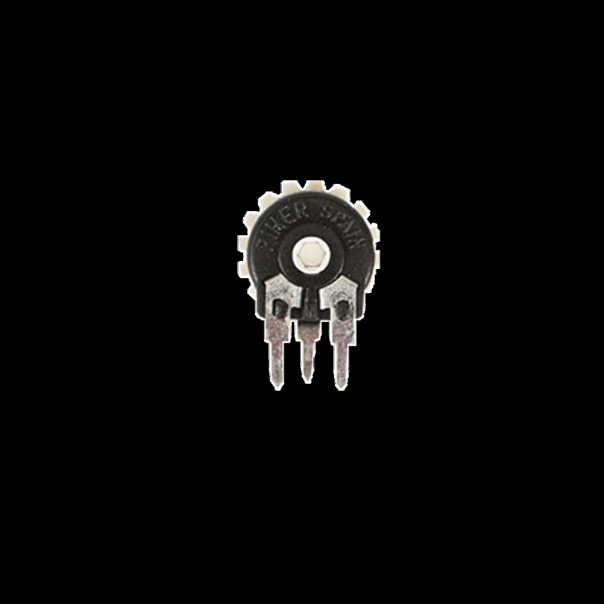 Potenciómetro de 25 kOhm para Wattmetro Direccional Thrueline de Banda Ancha 4304A.