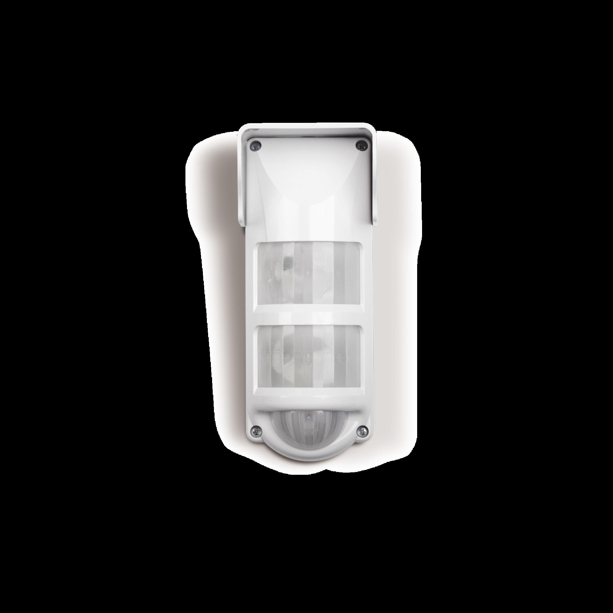Detector de movimiento inalámbrico para exterior