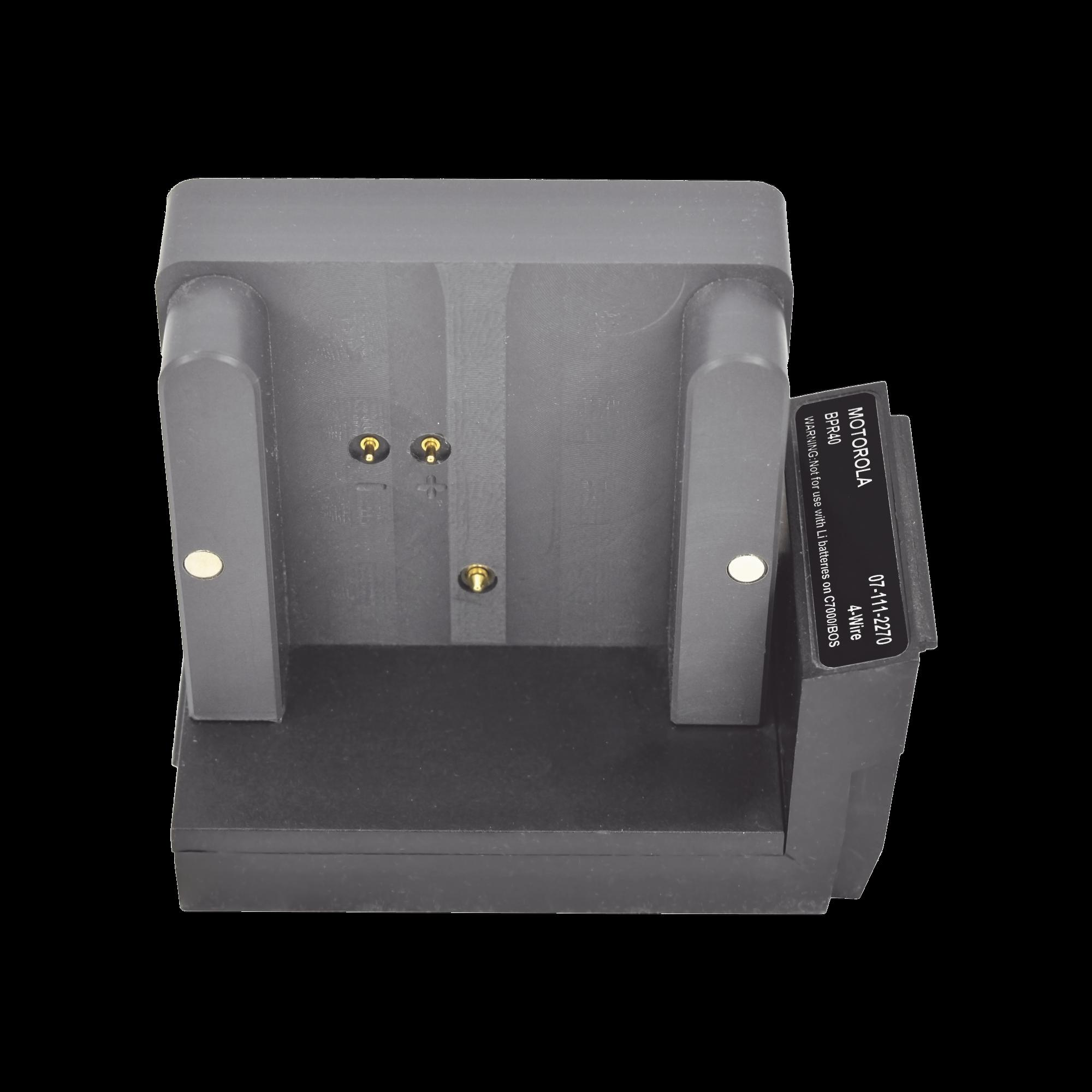 Adaptador de bateria para ANALIZADOR C7X00-C SERIES para bateria PMNN4071/AR para radios Motorola  MAG ONE A8, BPR40