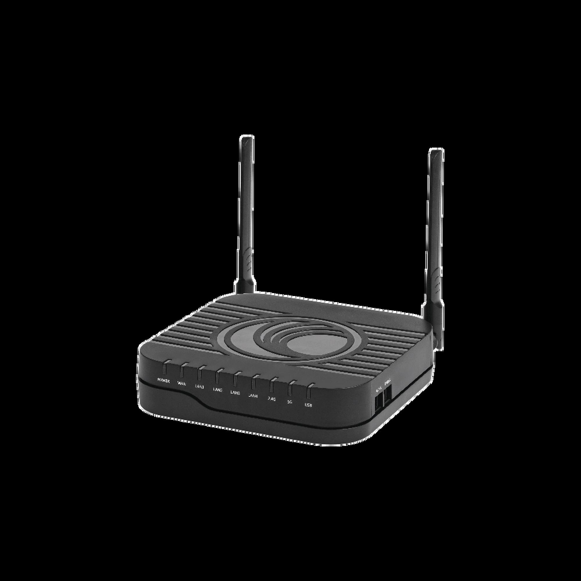 C000000L050A - Ruteador inalambrico 802.11ac 2.4/5 GHz con Administracion Cloud +  Salida PoE para Suscriptor (C000000L030A)