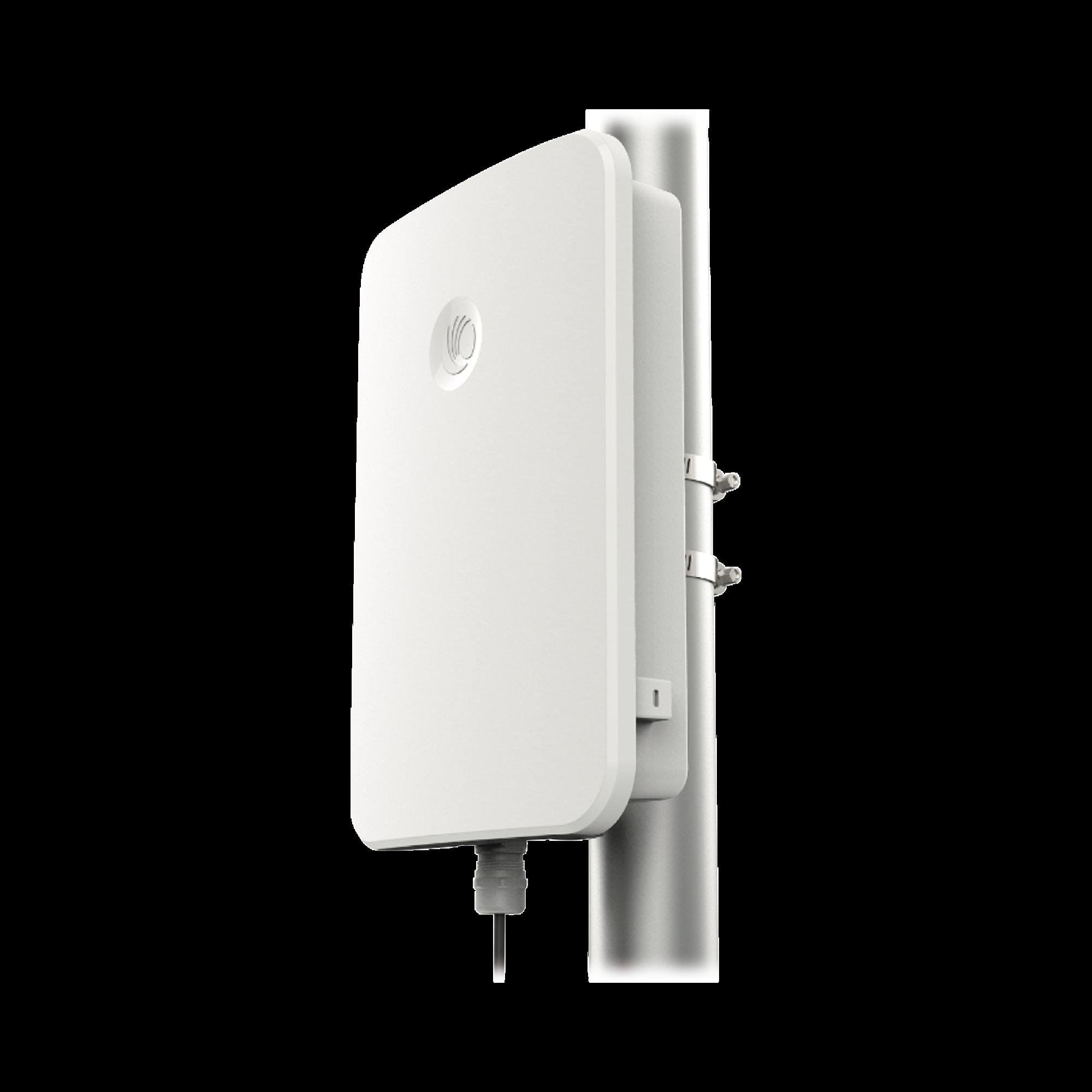 HUB 360r cnVision para enlazar cámaras de videovigilancia de Clientes cnVision a distancias de hasta 1.5 km