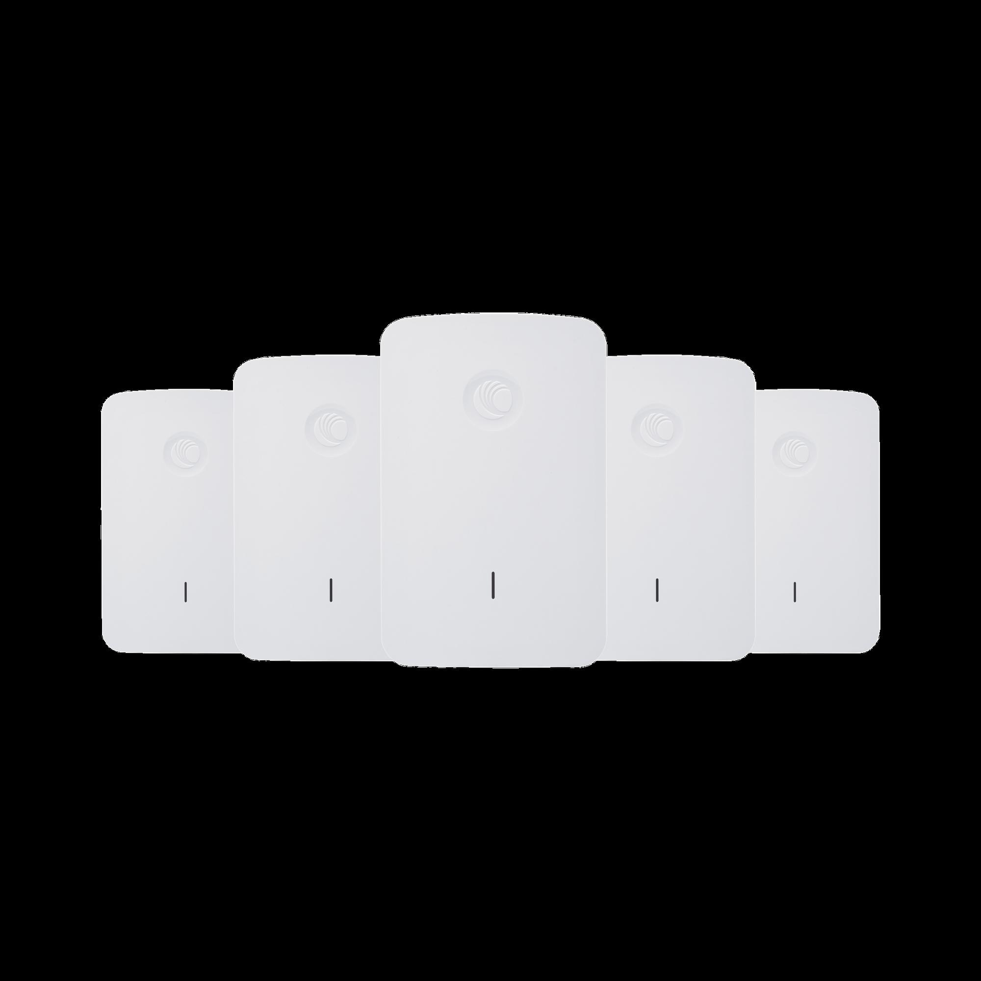 Kit Wi-Fi Empresarial de 5 Access Point e425H