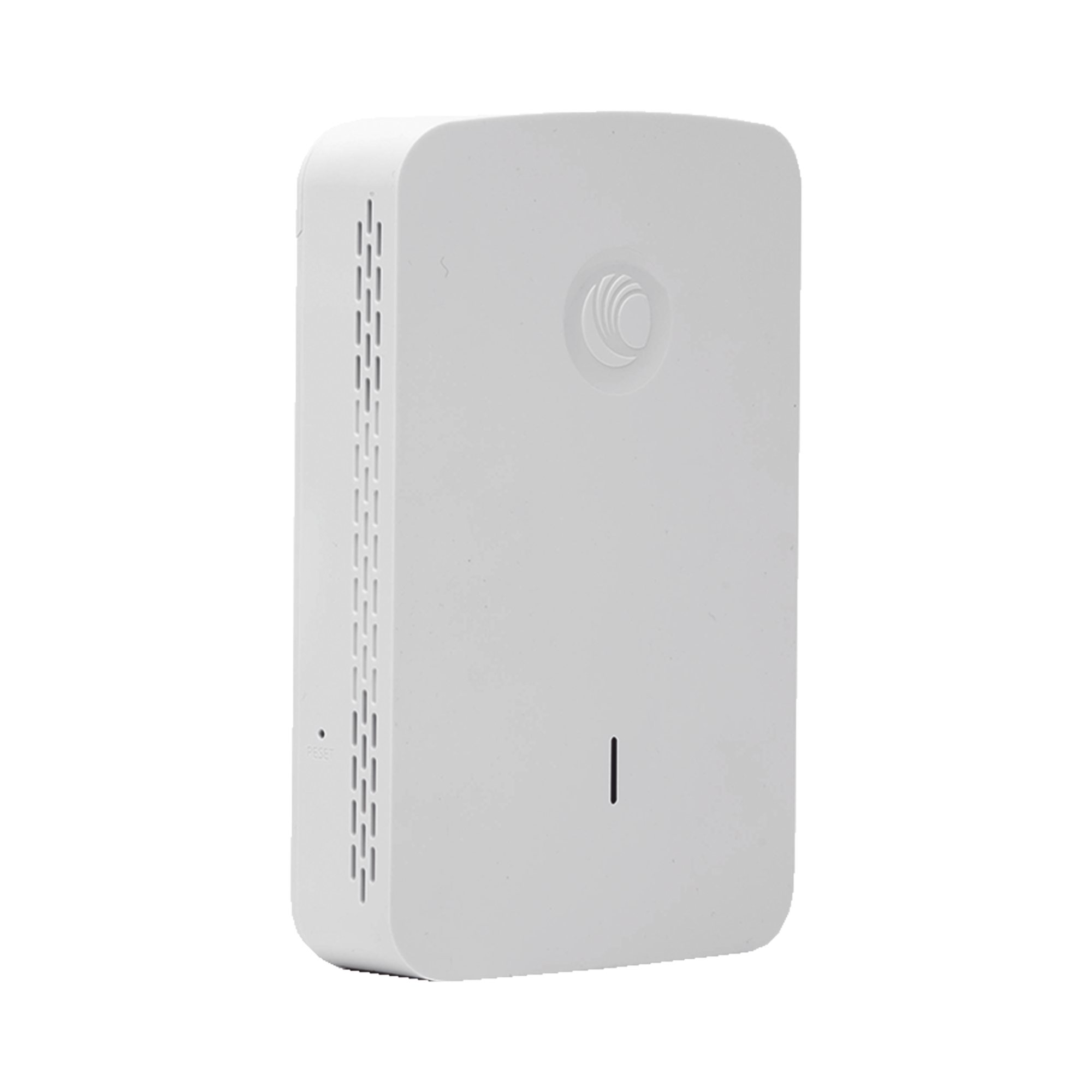 Access Point WiFi cnPilot e425H Indoor Wall Plate, doble banda, Wave 2, antena beamforming, 2 puertos de salida (1x PoE Gigabit y 1x Ethernet Gigabit)