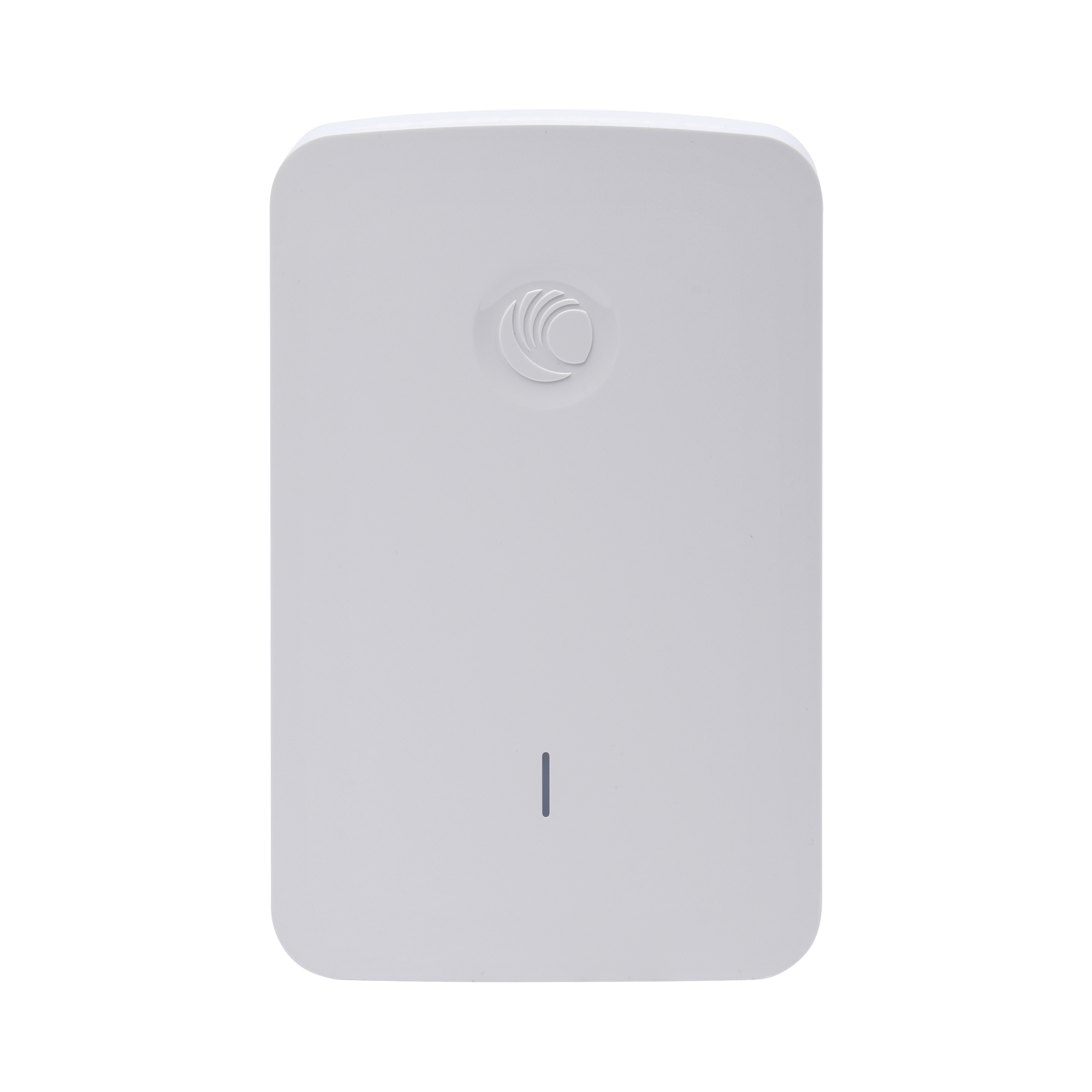 Access Point WiFi cnPilot e430H Indoor Wall Plate, doble banda, Wave 2, antena beamforming, 4 puertos de salida (1x PoE Gigabit y 3x Ethernet Gigabit)