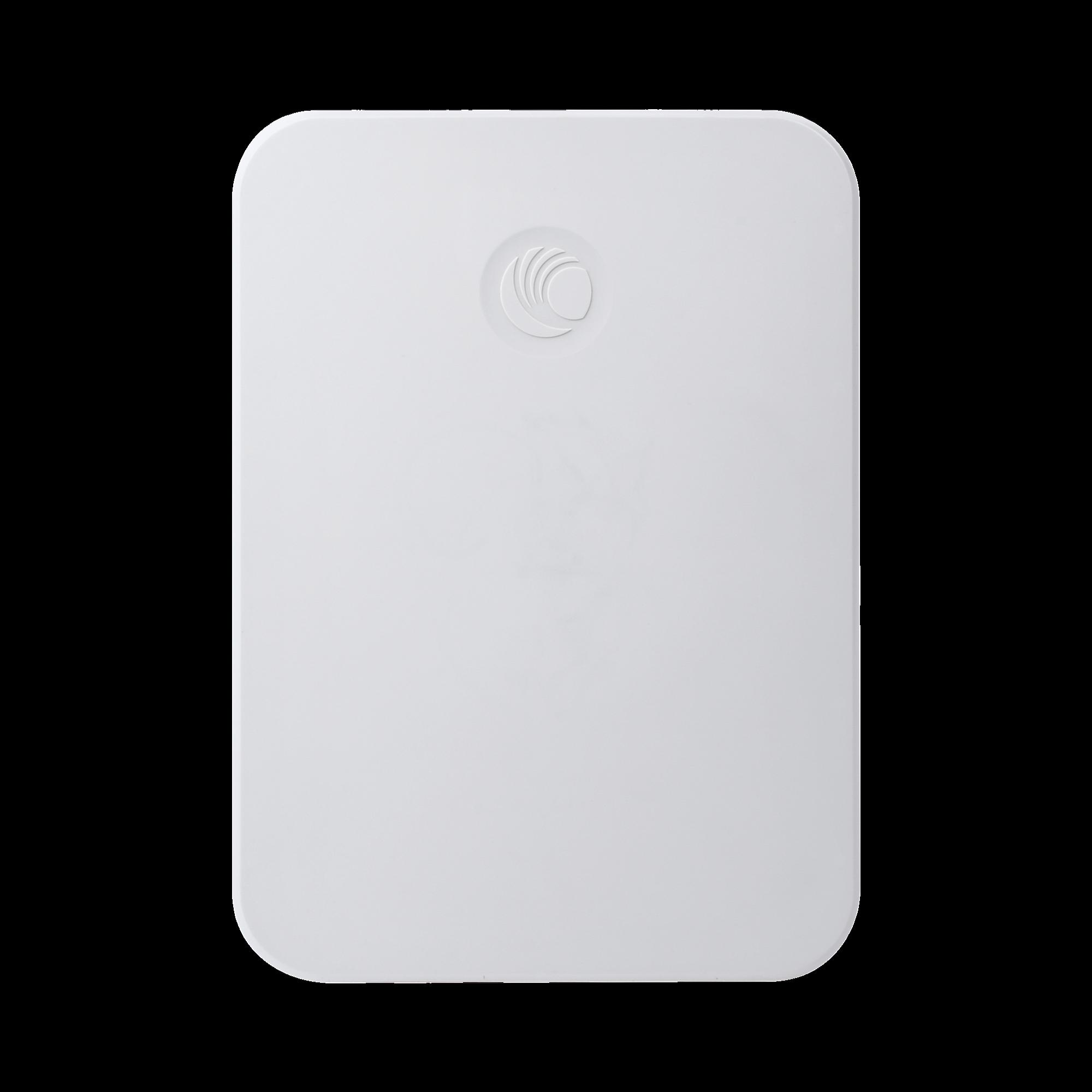 Access Point WiFi Industrial cnPilot e510 omnidireccional para exterior, IP67, doble banda, certificación contra golpes y vibraciones, soporta temperaturas extremas