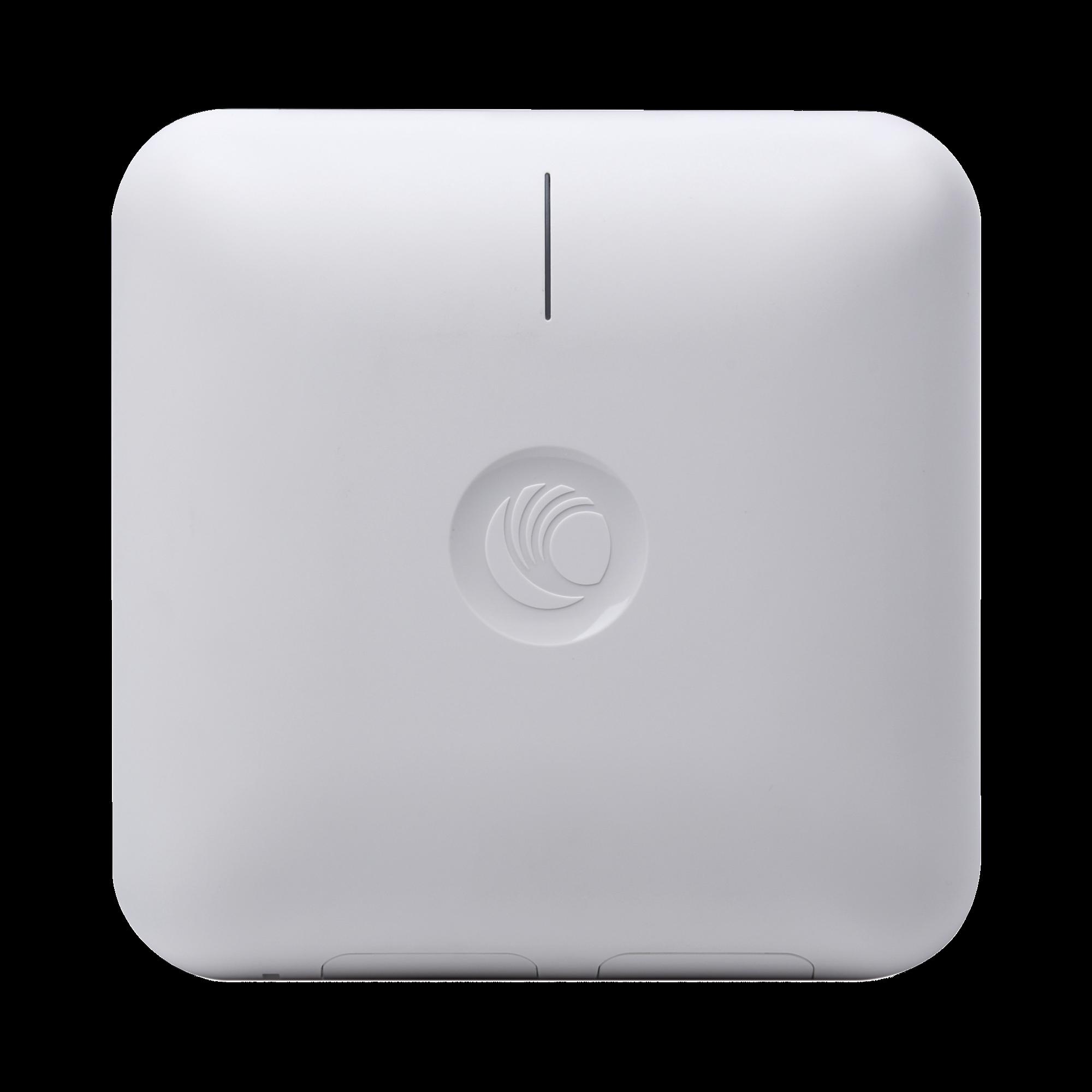 Access Point WiFi cnPilot e600 Indoor para alta cobertura y densidad de usuarios, Doble Banda, Wave 2, MU-MIMO 4X4, antena Beamforming Omnidireccional, hasta 512 clientes