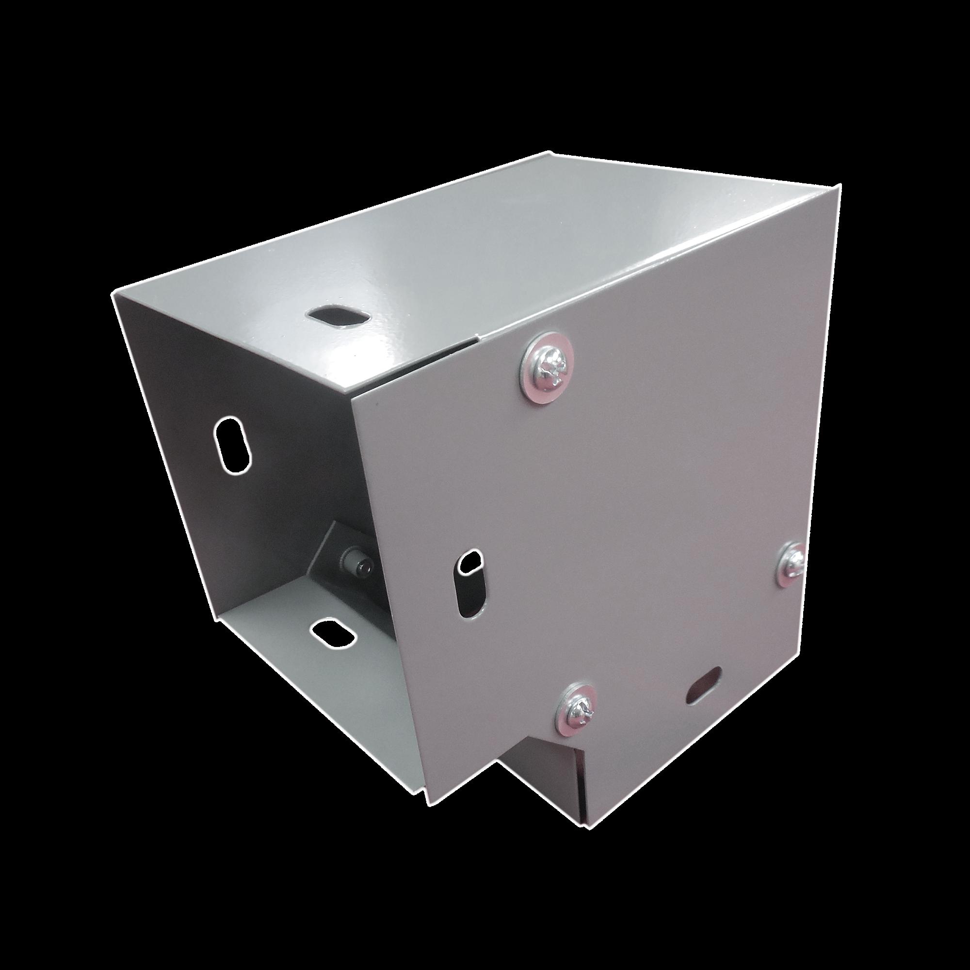 Derivación codo horizontal de 90 grados 100 x 100 mm, fabricado en lámina de acero al carbón