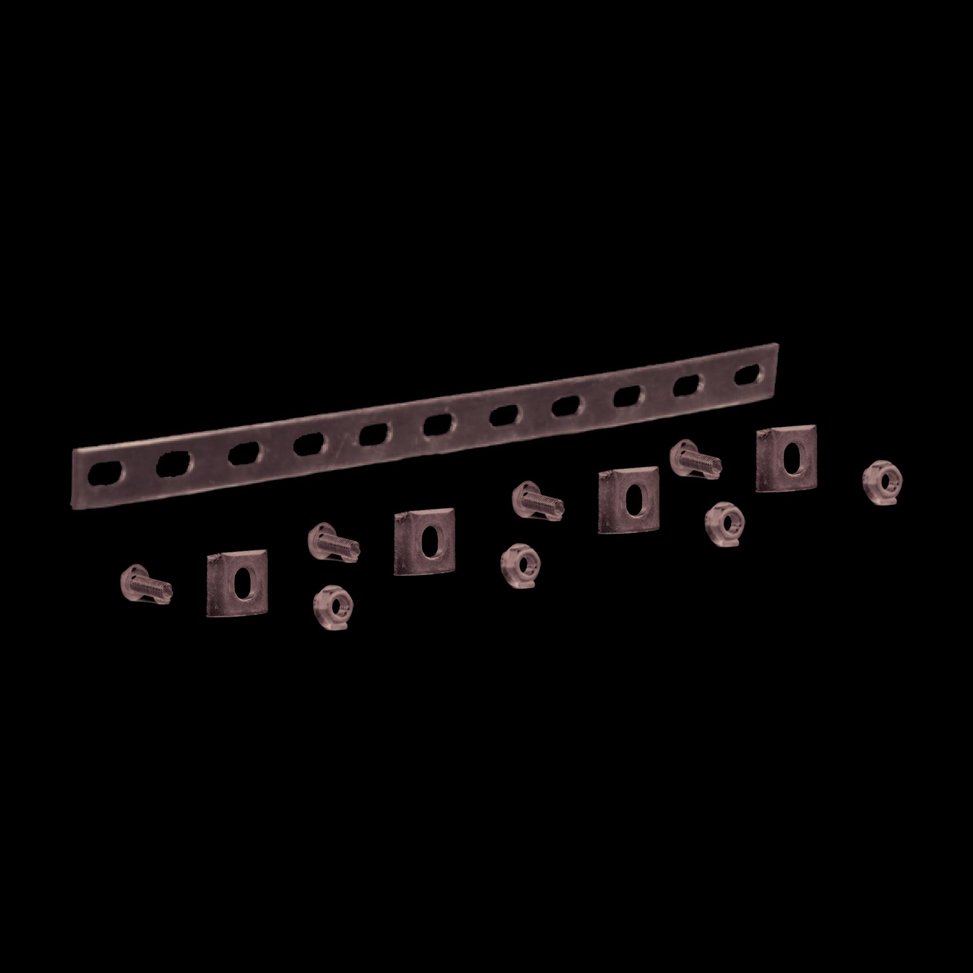 Kit 4 para uniones y derivaciones de charola