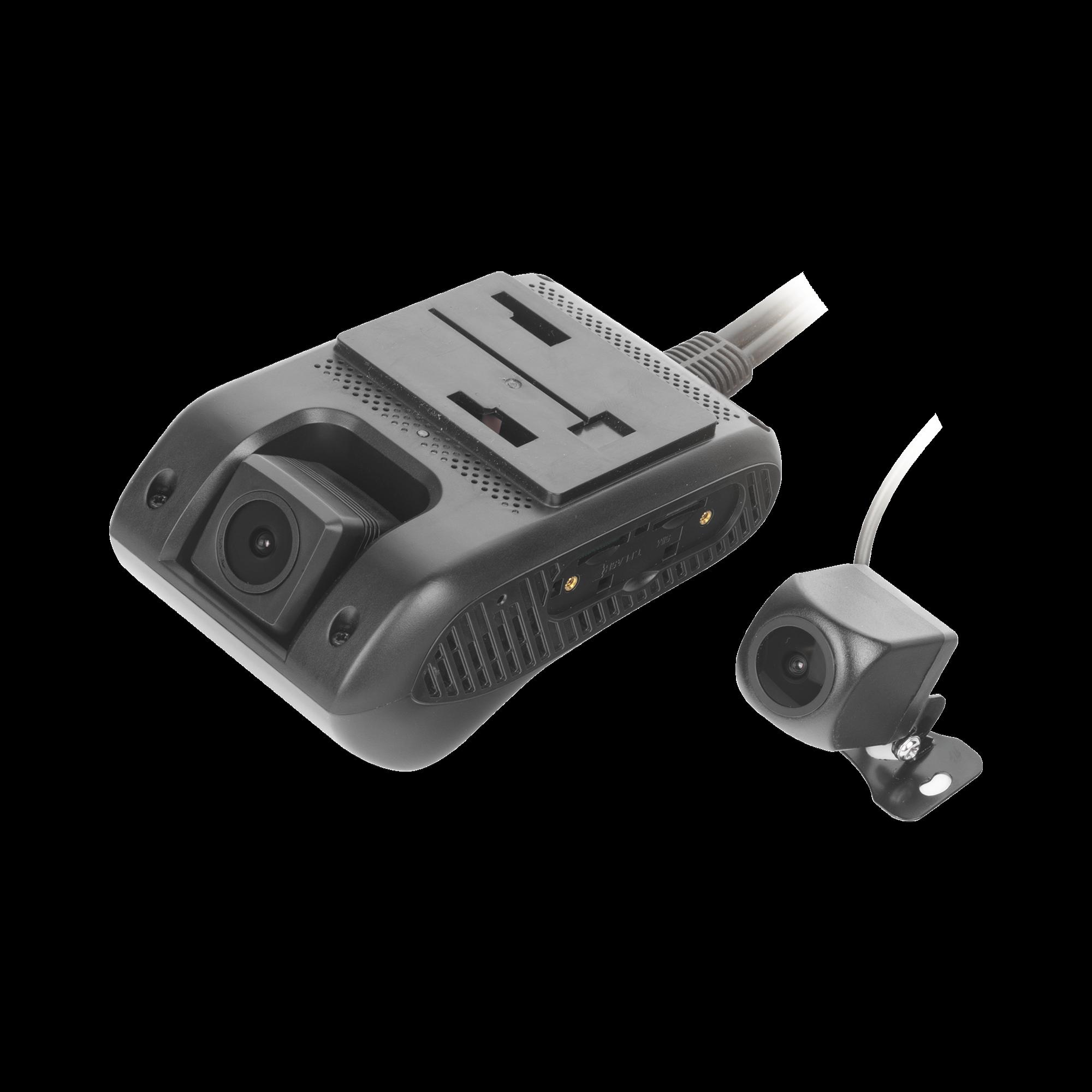 Cámara Dual 4G+WIFI, 1080P, Botón de Pánico, Acceso a Memoria SD Protegido, Acelerómetro Android, I/O