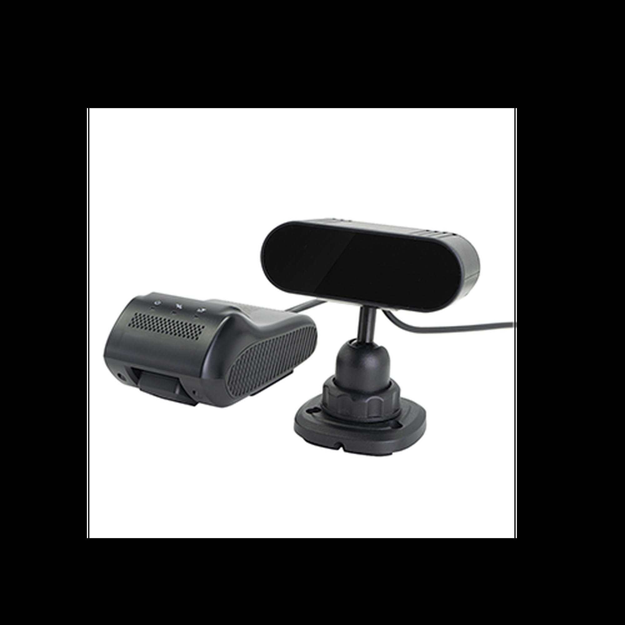 Cámara de tablero con sensor DSM para conducción