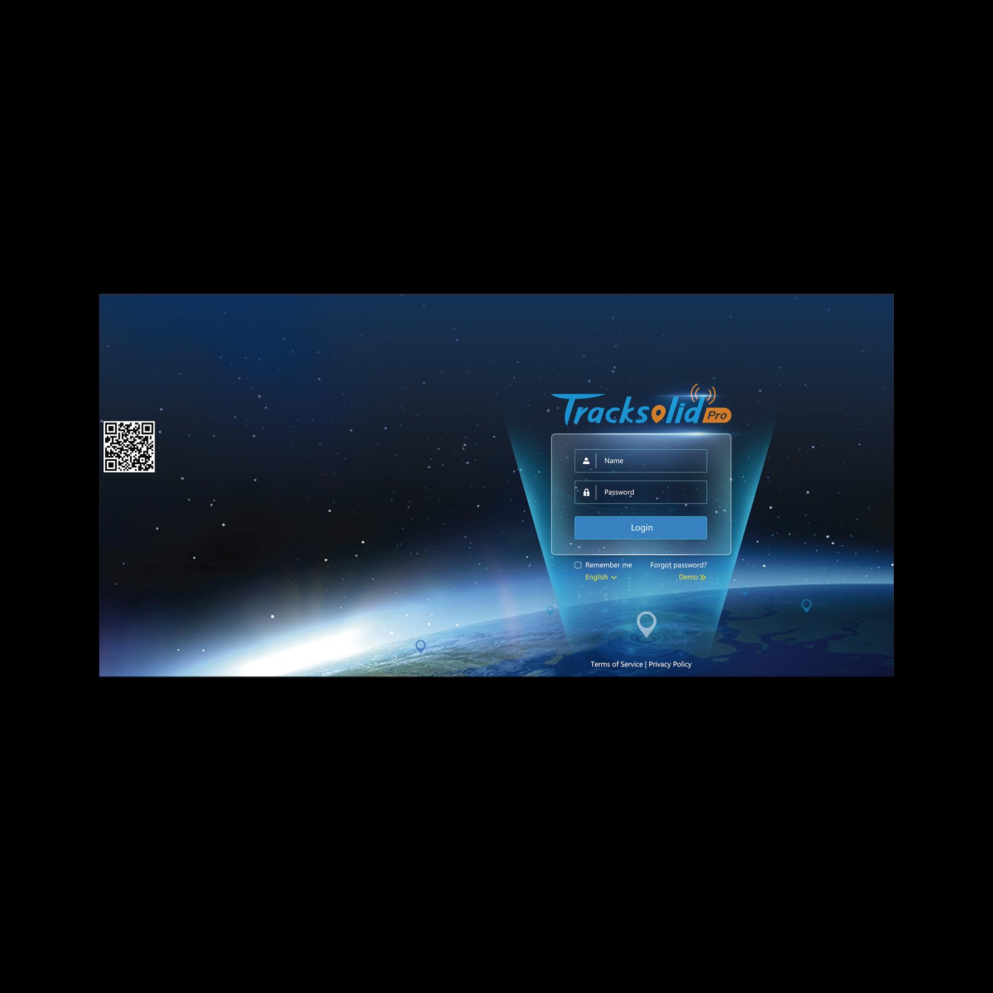 Plataforma de rastreo para GPS marca CONCOX