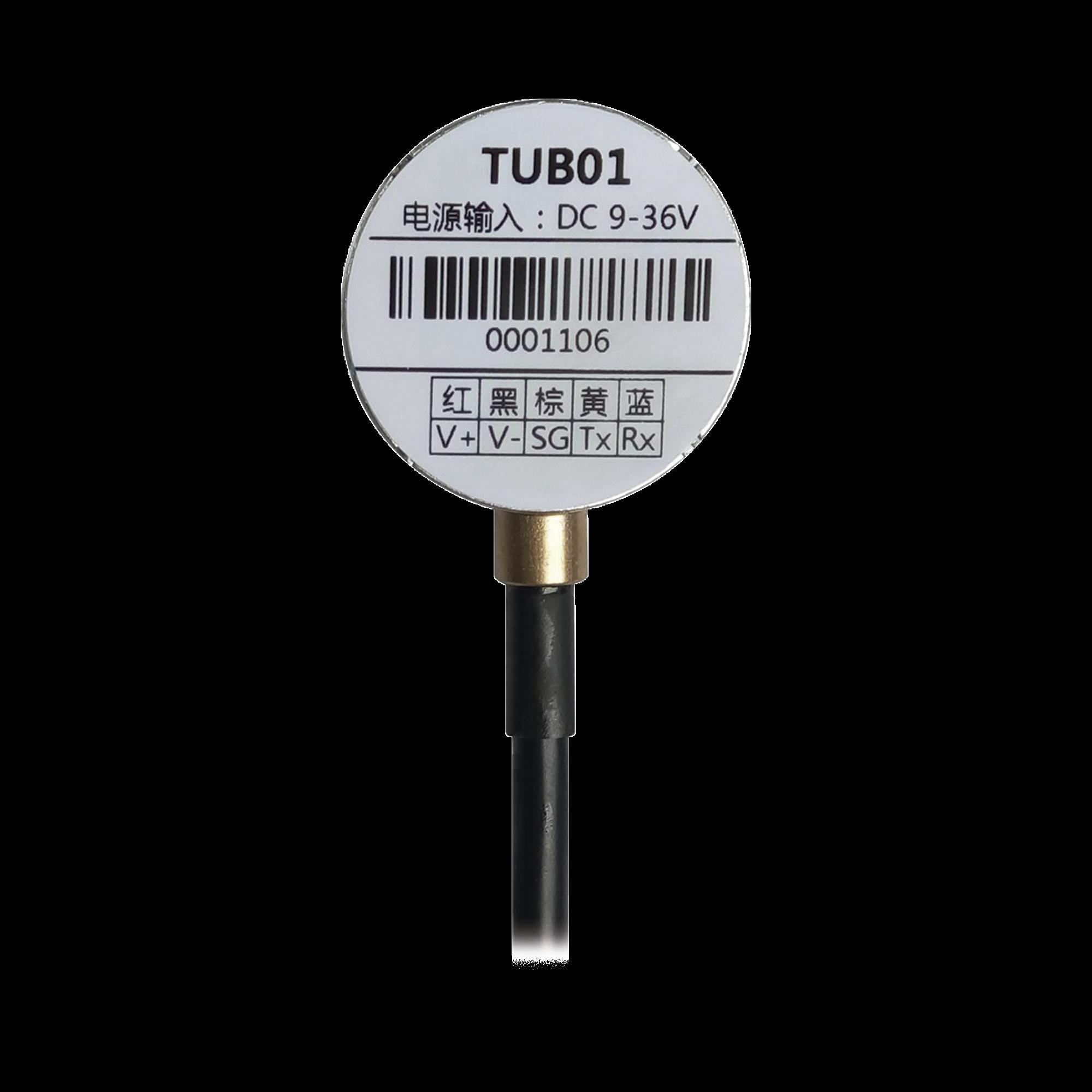 Sensor de Combustible Ultrasónico, SIN PERFORAR TANQUE (se coloca abajo del tanque)