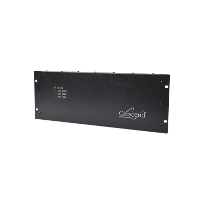 Amplificador de Ciclo Continuo, 136-174 MHz, 2-5 W. de Entrada/50 Watt de Salida, 8 MHz, 13 Amp. 13.8 Vcd, N Hembra.
