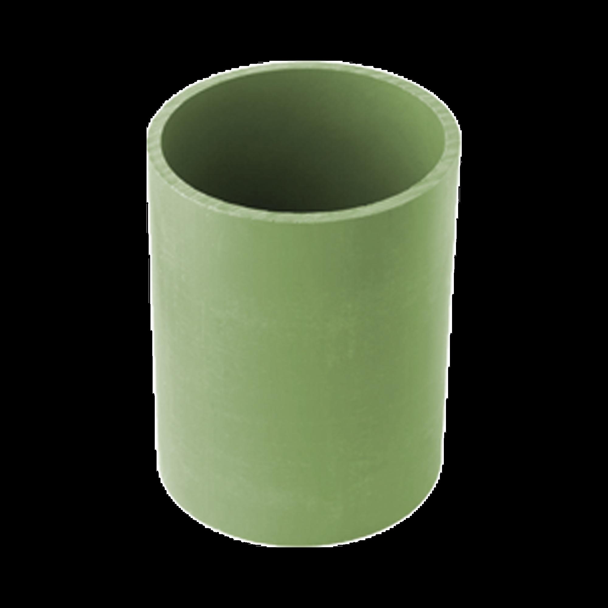 Cople para tubo PVC Conduit pesado de 1-1/2 (38 mm)