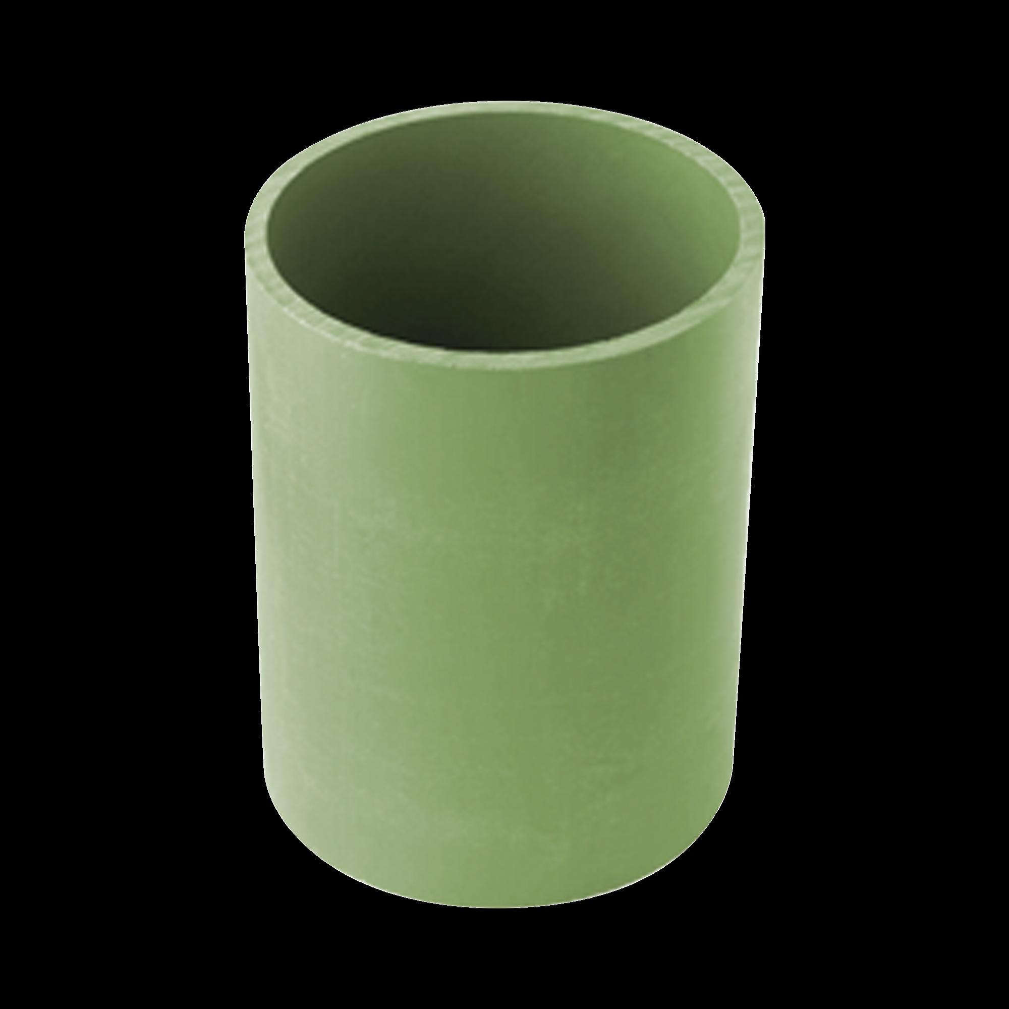 Cople para tubo PVC Conduit pesado de 2-1/2 (60 mm)