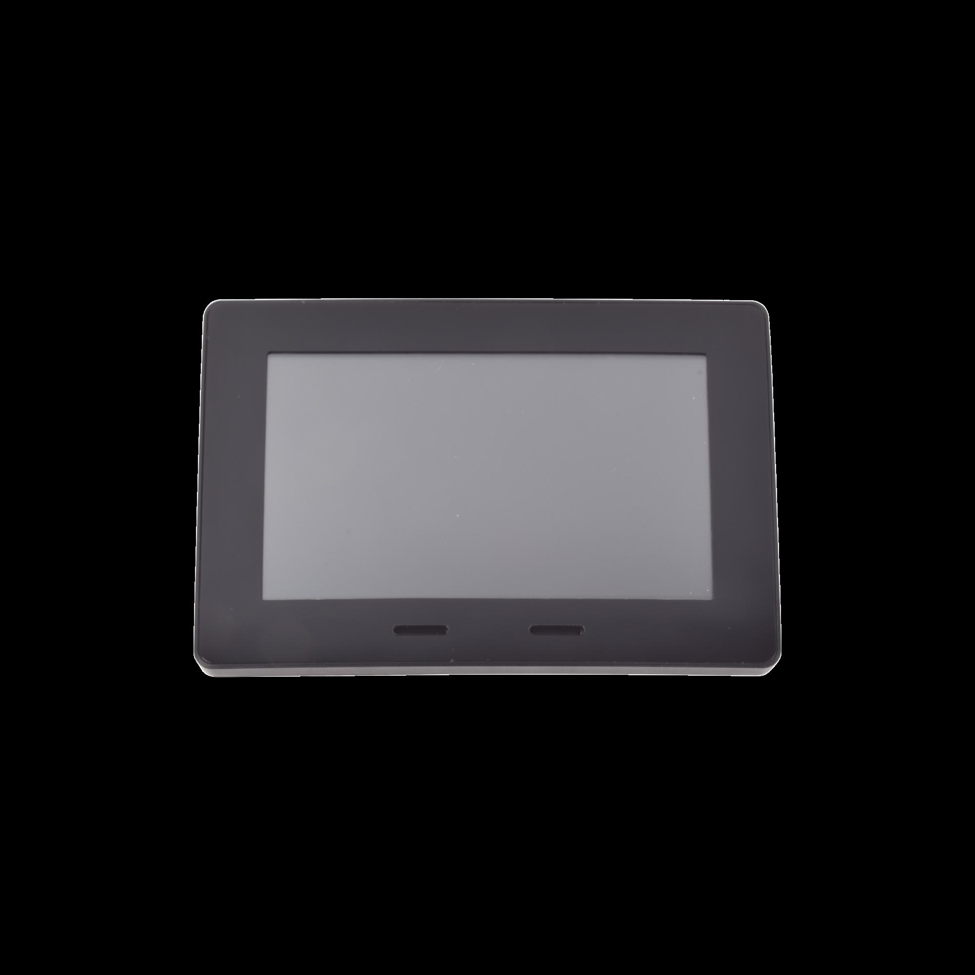 Teclado Touch compatible con paneles Runner color Negro