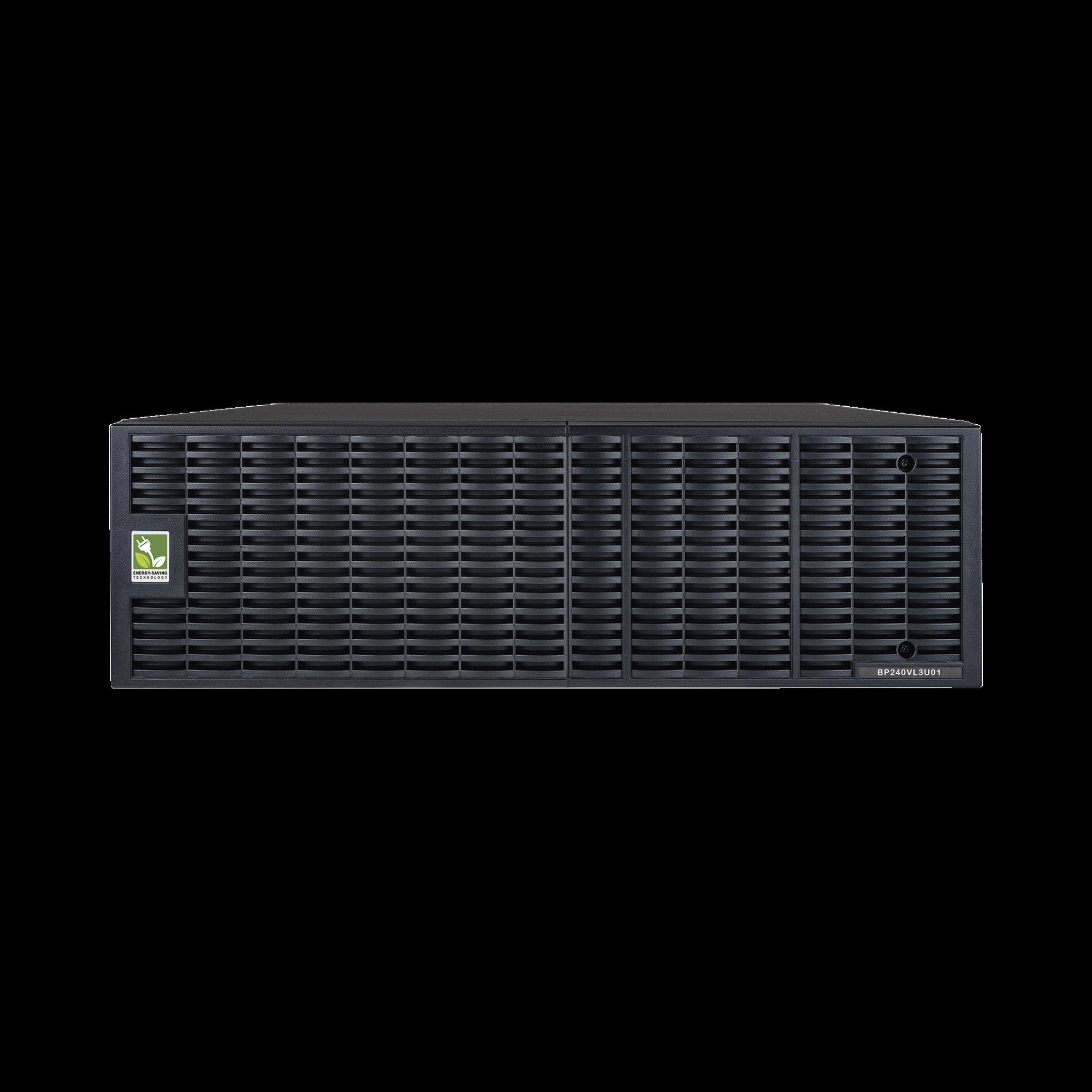 Módulo de Baterías Externas de 240V a 30 Amp, para Extensión de Tiempo de Respaldo, Para UPS Serie OL de 6 KVA a 10 KVA