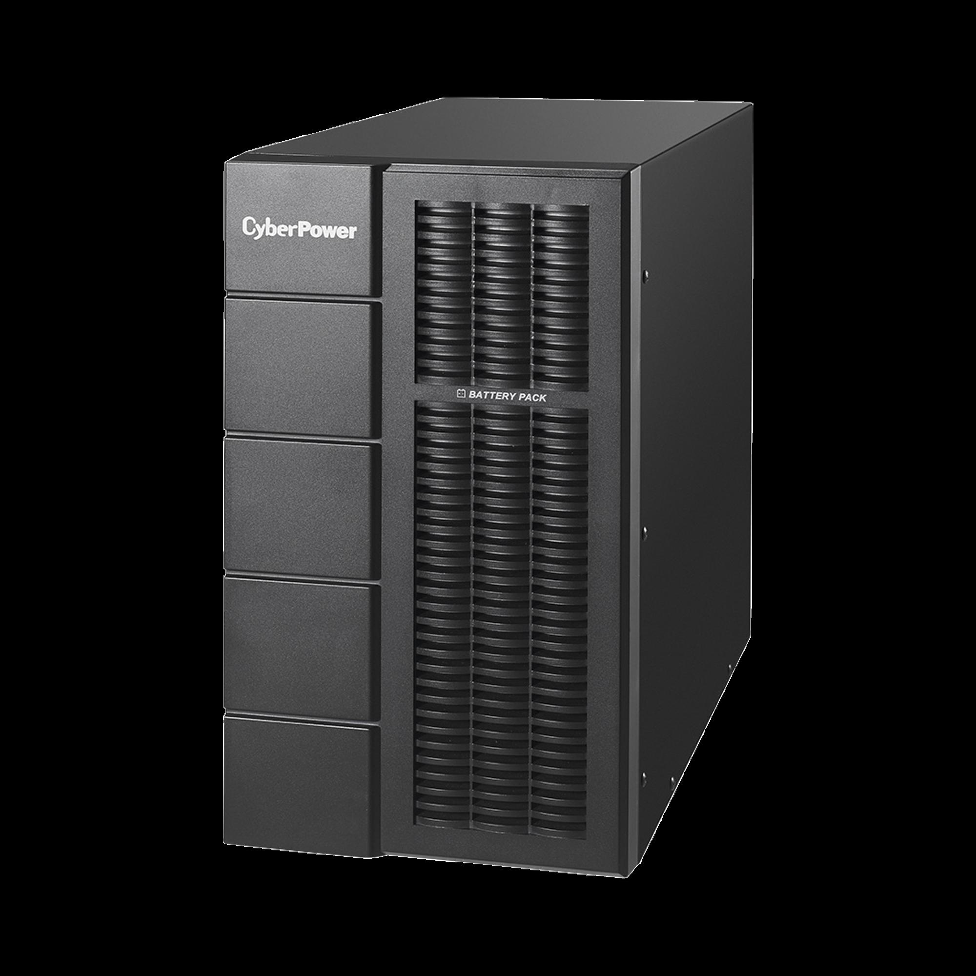 Modulo de Baterias Externas, Para Extension de Tiempo de Respaldo, Compatible con UPS Serie OL Modelos OLS2000 y OLS3000