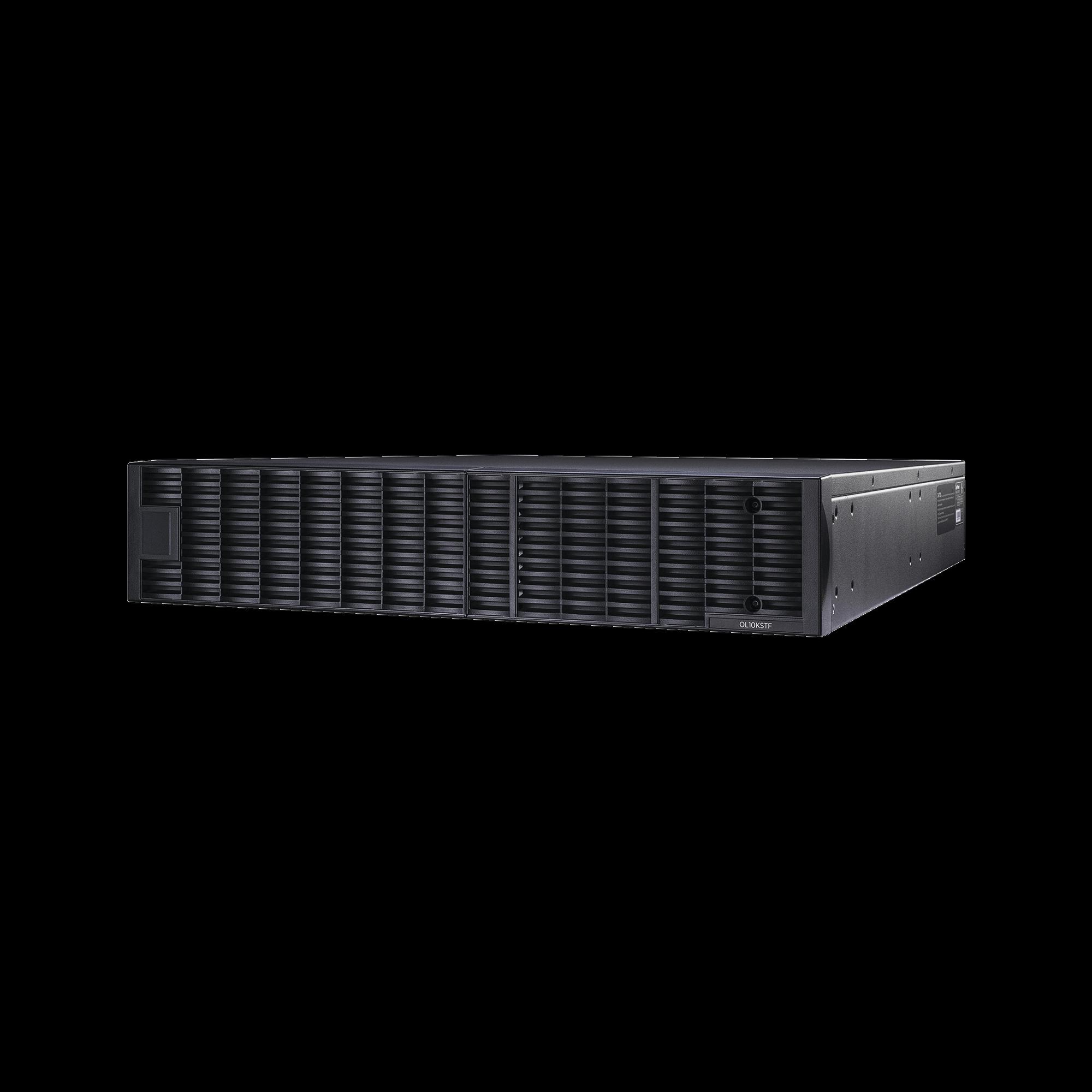 Transformador Reductor de 208 Vca a 120 Vca, Entrada Hardwire con Cable de Uso Rudo, Con 6 Salidas NEMA 5-20R y Terminal Hardwire, Recomendado para UPS modelos OL10KRT y OL8KRT