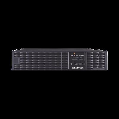 UPS de 3000 VA/2700 W, Online Doble Conversión, Entrada 200-240 Vca NEMA L6-20P, Onda Senoidal Pura, Torre o Rack 2 UR, Con 2 Tomas NEMA L6-20R y 1 NEMA L6-30R 220 Vca