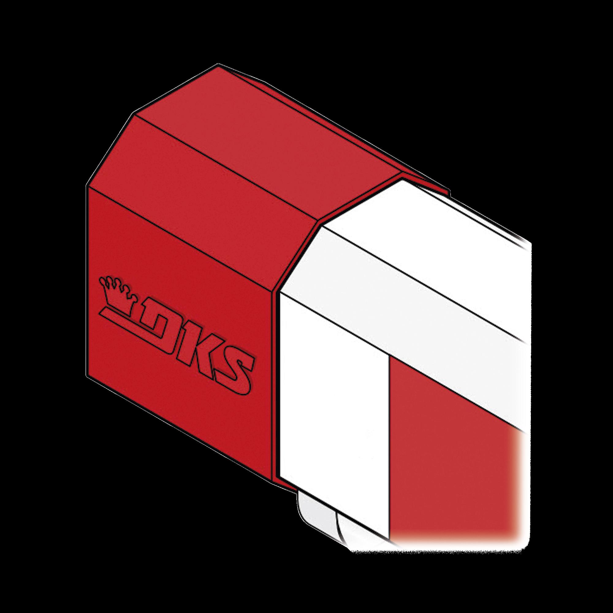 Tapón Para Brazo Octagonal Doorking / Compatible con el brazo 1601-555