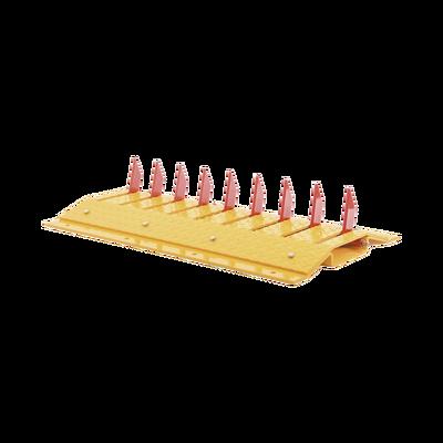 Picos poncha llantas para barrera DKS 1603-180 / Sección de 3 ft (90 cm) / Requiere 1603-168