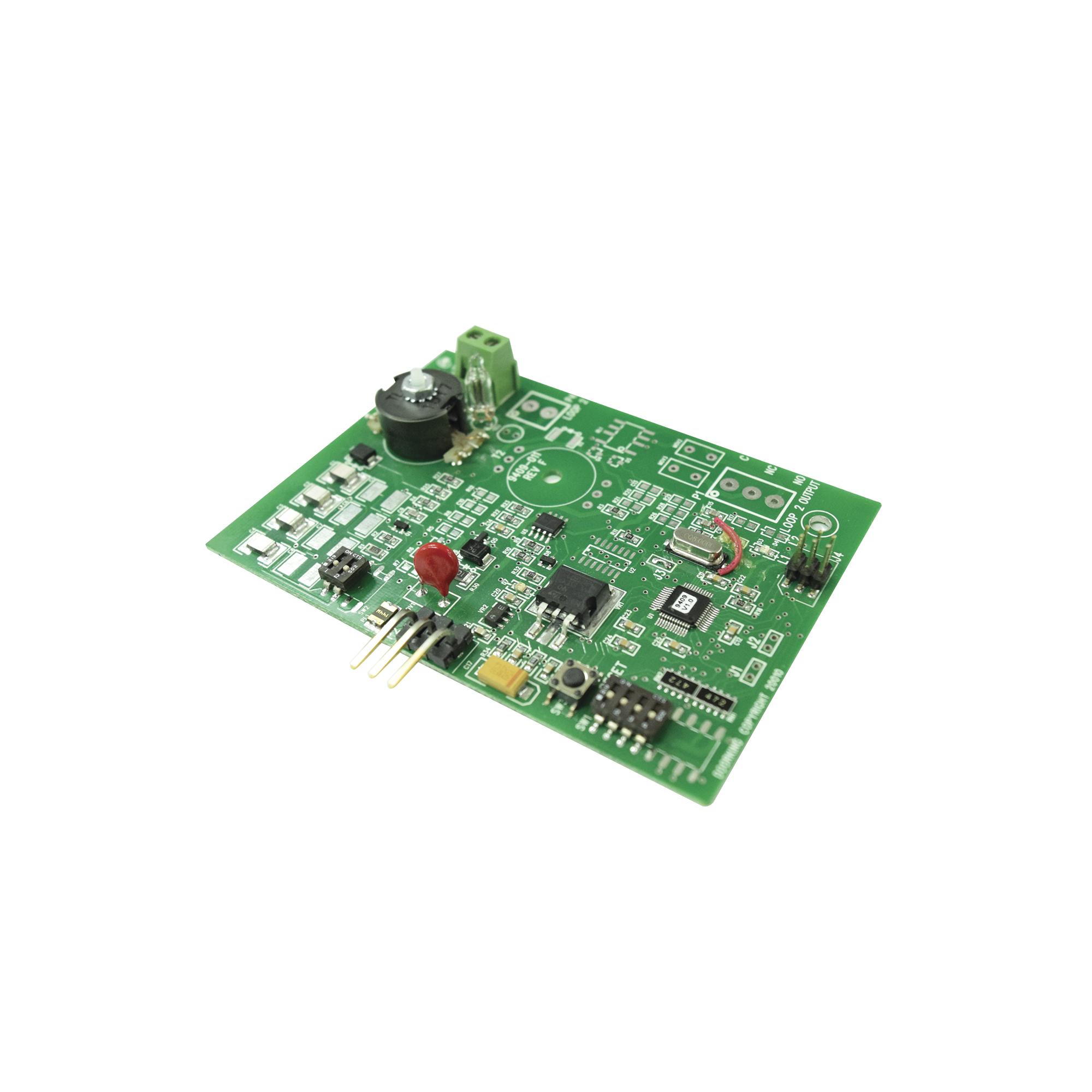 Sensor de masa de 1 canal / Solo compatible con barreras y motores DKS