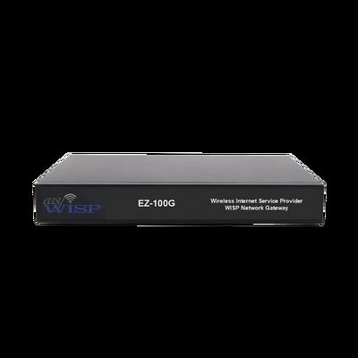 Administrador (CRM) de red WISP, controla, bloquea a los usuarios, 4 puertos LAN 10/100 Mbps, 1 puerto WAN 10/100, administración en la nube