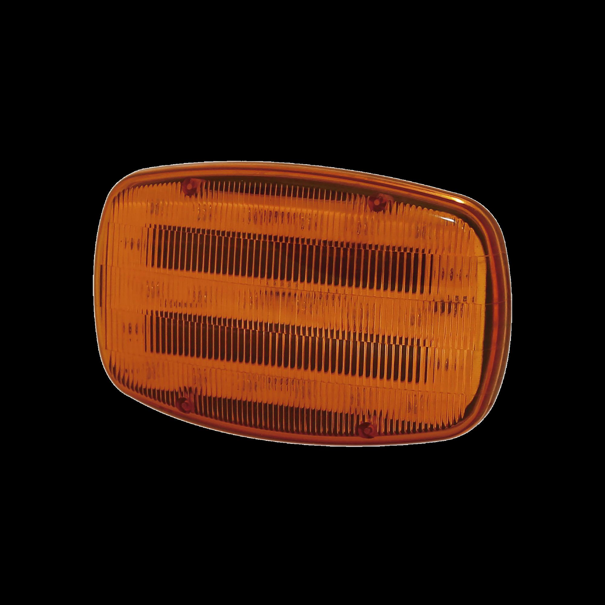 Luz de advertencia LED MagSafe ? ámbar de montaje magnético