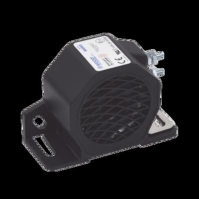 Alarma de reversa inteligente 12-24 V, 82- 102 dBA