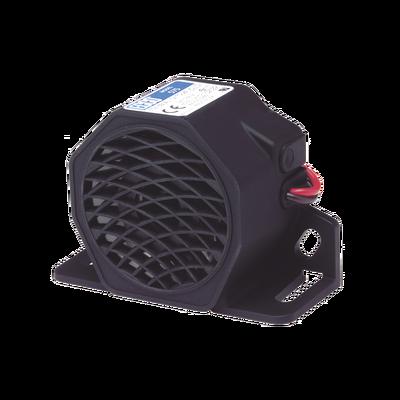 Alarma de reversa inteligente 12-24 V, 107 dBA