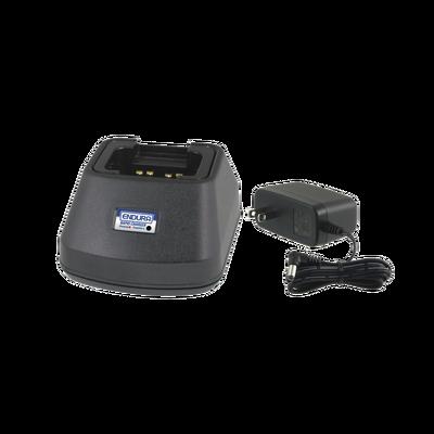 Cargador rápido de escritorio para radios PRO5150/PRO5150ELITE,EX560-XLS, EX600, EX600-XLS, GP320, GP340, GP360, GP380, GP640, GP680, GP1280, HT750, HT1250, HT1250-LS+, HT1550-XLS, MTX850, MTX850LS, MTX950