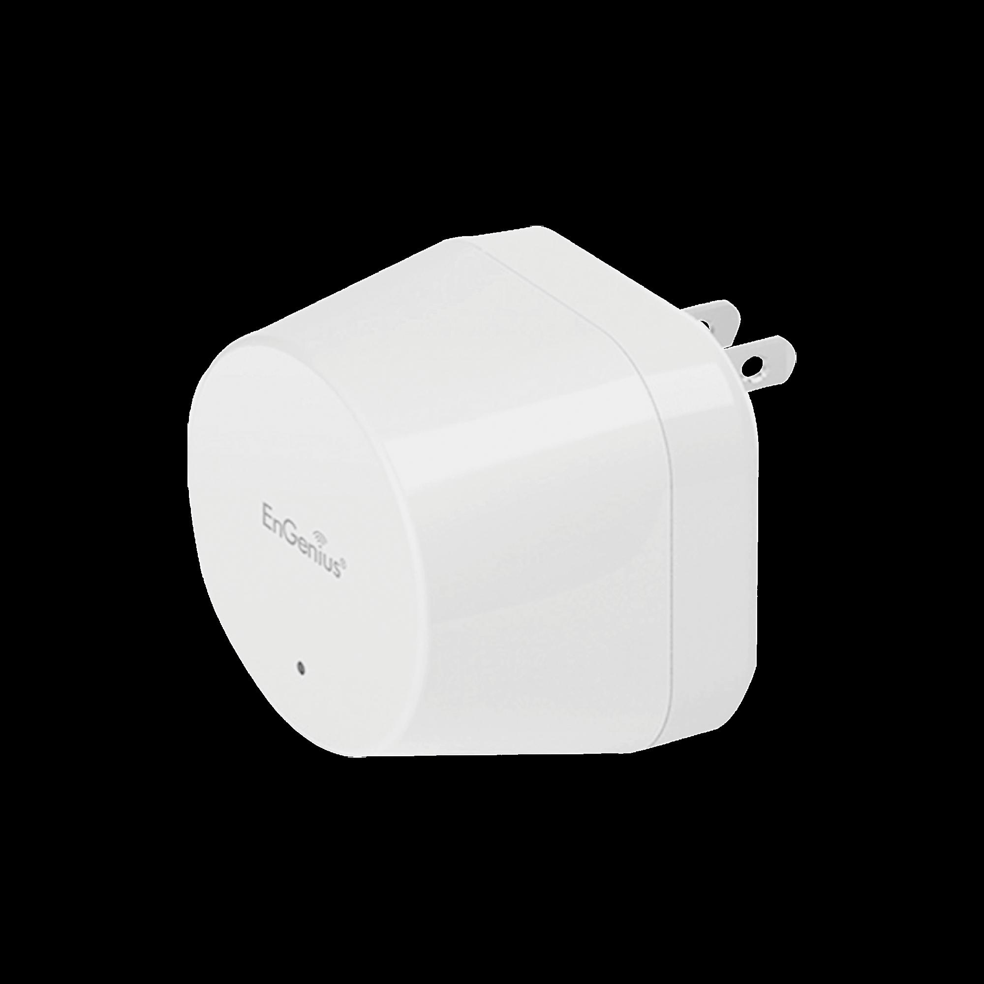 Punto de Acceso Wi-Fi Mesh para pared, Doble Banda Simultanea MU-MIMO 2x2 Wave 2, Hasta 1267 Mbps, 200+ Clientes Simultáneos, Configuración Movil o administrado por Controlador.