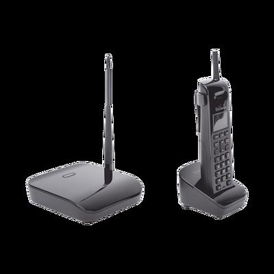 Sistema Telefónico de Largo Alcance Ideal para Oficina/Hasta 9290 m² en Tiendas o Almacenes/ Hasta 40468 m² en Granjas/ Hasta 6 Pisos de Penetración en Edificios