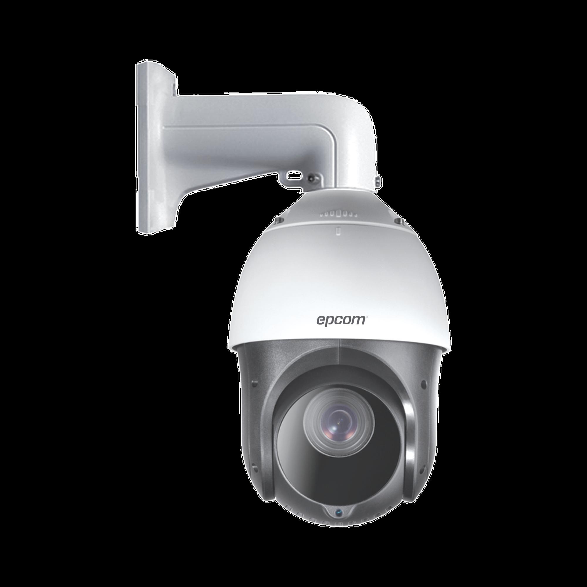 Domo PTZ TurboHD 2 Megapixeles (1080P) / 15X Zoom / 100 mts IR EXIR / Exterior IP66 / WDR 120 dB / RS-485 / Ultra Baja Iluminacion