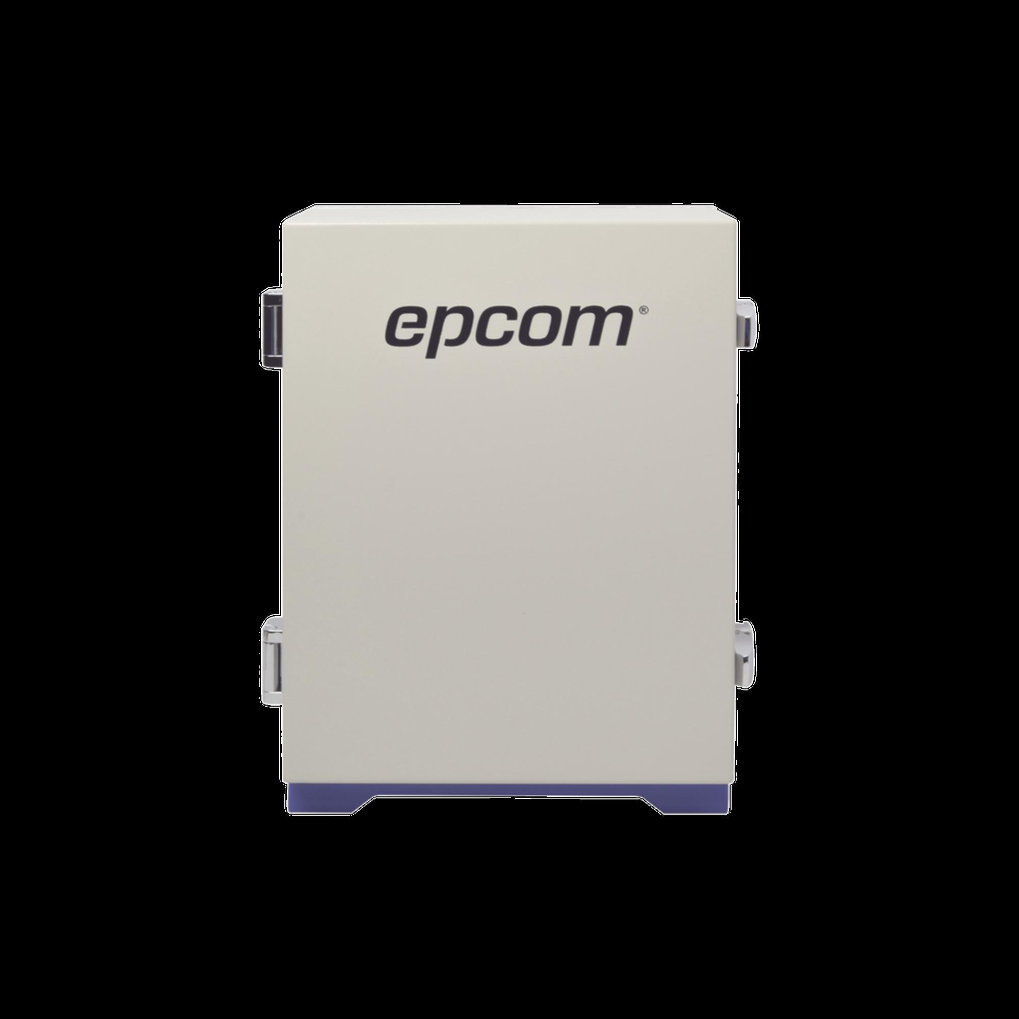Amplificador para ampliar cobertura Celular en Exterior | 1900 MHz, Banda 2 | Soporta 2G y 3G, Mejora las llamadas, 85 dB de Ganancia, 5 Watt de potencia Máxima, hasta 2 km de cobertura.