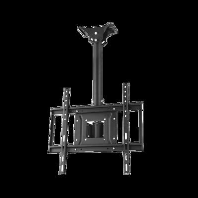"Montaje de techo universal para monitores de 23 a 47"", carga maxima 40kg, Vesa 400x400."