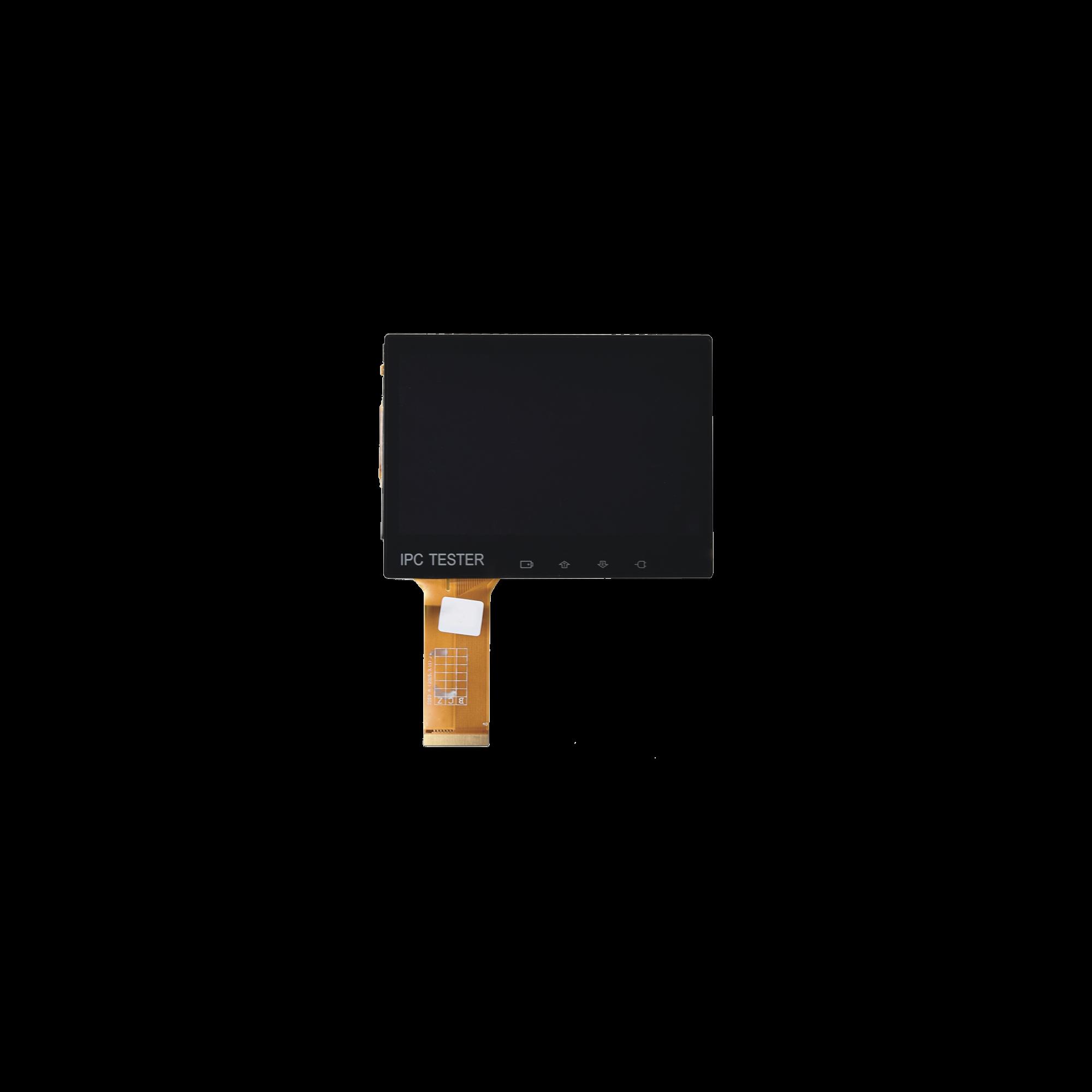 Pantalla de refacción para probadores EPMONTVI & EPMONTVI3.0, incluye touch
