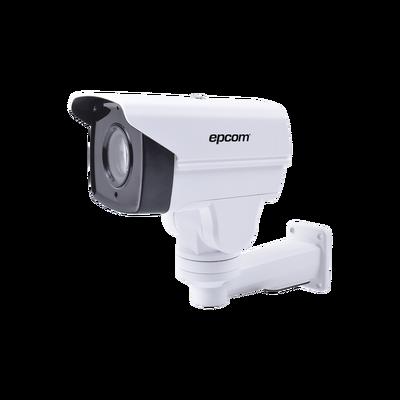 PTZ Bullet HD-TVI 2 Megapixel (1080P) / Exterior IP66 / 10X Zoom 5.1 - 50 mm / METAL