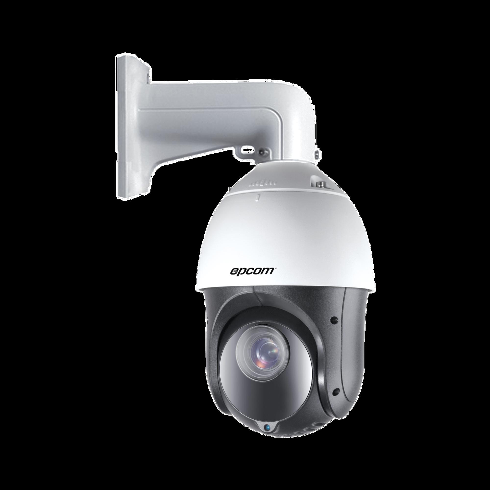 PTZ TURBO HD 1080P / 15X Zoom / 100 mts IR EXIR / WDR 120 dB / Coaxitron / RS485 / Exterior IP66 /  4 Tecnologías (TVI / AHD / CVI / CVBS) / Ultra Baja Iluminación