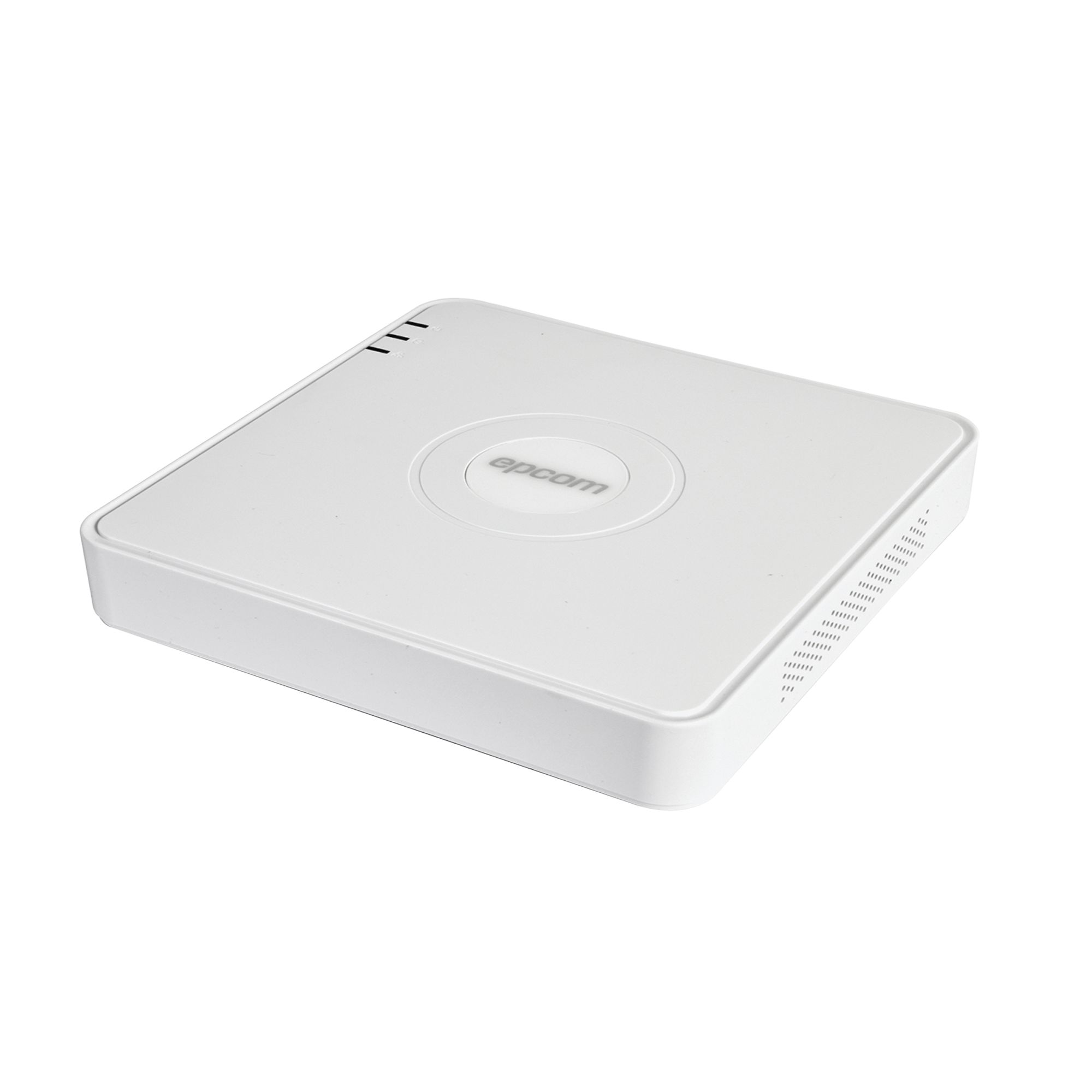 (AUDIO POR COAXITRON) DVR 1080p Lite / 16 Canales TURBOHD + 2 canales IP / 1 Bahía de Disco Duro / 16 Canales de Audio por Coaxitron  / Salida de vídeo Full HD